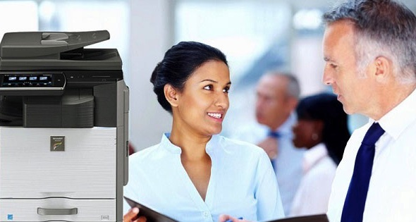 Bệnh viện nên thuê hay mua máy photocopy