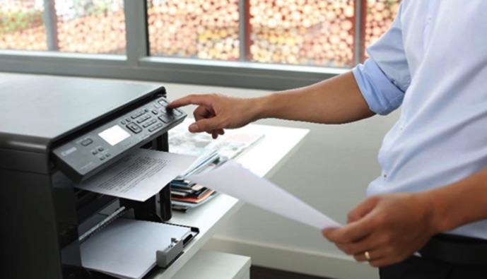 Bệnh viện, phòng khám sử dụng máy photocopy ngày càng cao