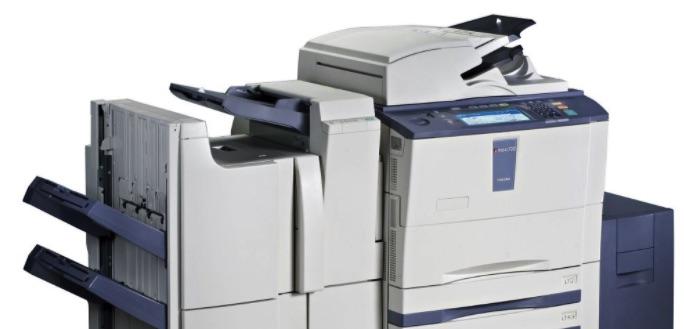 Máy photocopy Toshiba cho bệnh viện, cơ sở y tế