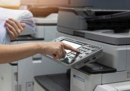 Nhu cầu sử dụng máy photocopy tại Bệnh viện, phòng khám