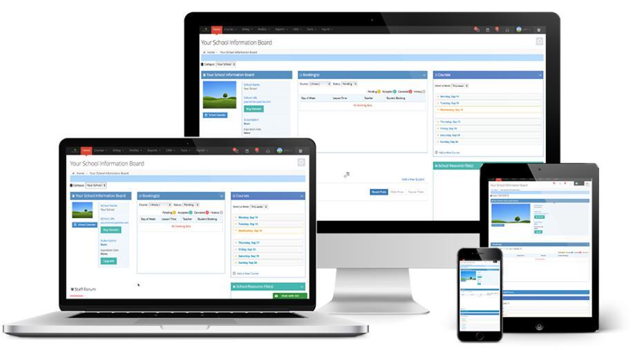 phần mềm quản lý trung tâm Ayotree