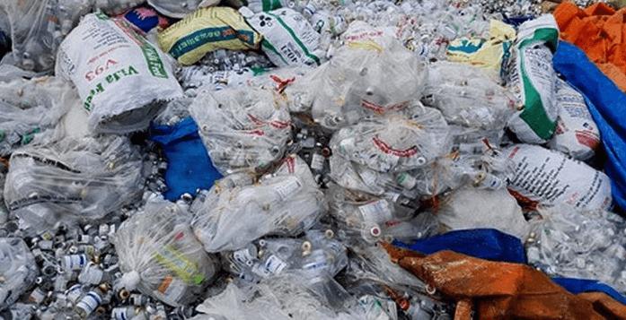 Khối lượng rác thải y tế