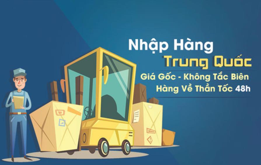 sử dụng dịch vụ vận chuyển hàng hóa Trung Quốc