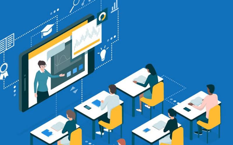 giáo dục trực tuyến