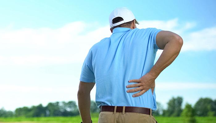 Nguyên nhân tập golf bị đau và cách khắc phục hiệu quả