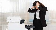 Sử dụng máy photocopy có hại cho sức khỏe không?